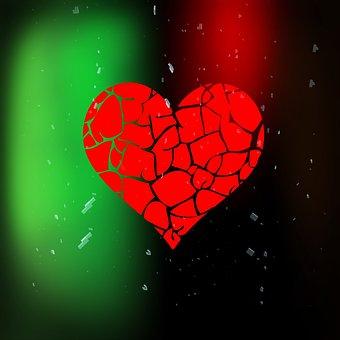 Broken Heart, Heart Ache