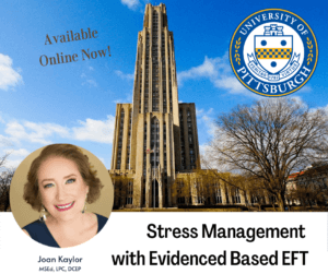 Emotional Freedom Techniques through the University of Pittsburgh